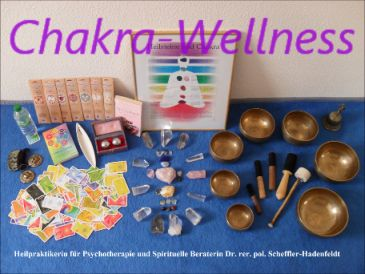 Chakra-Wellness in Berlin